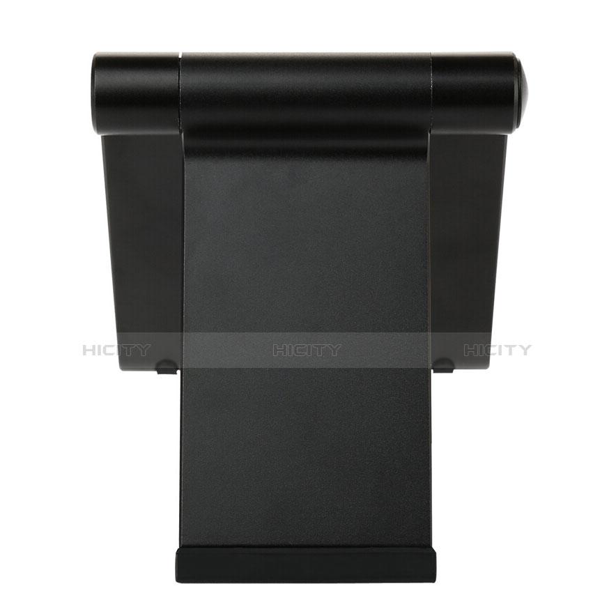 Apple iPad 3用スタンドタイプのタブレット ホルダー ユニバーサル T27 アップル ブラック