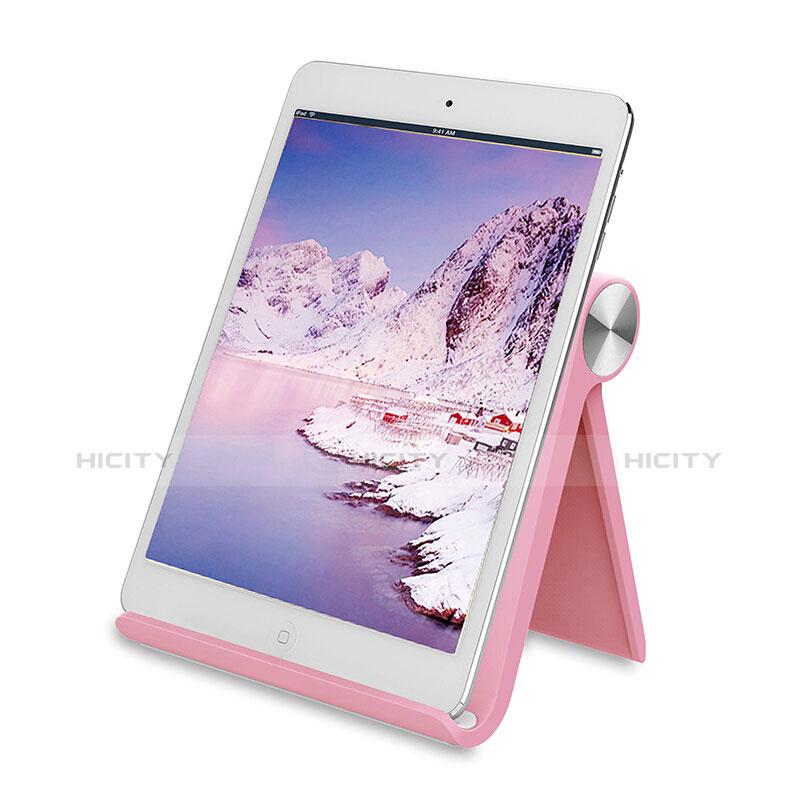 Apple iPad 3用スタンドタイプのタブレット ホルダー ユニバーサル T28 アップル ピンク