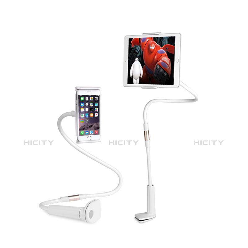 Apple iPad 3用スタンドタイプのタブレット クリップ式 フレキシブル仕様 T30 アップル ホワイト