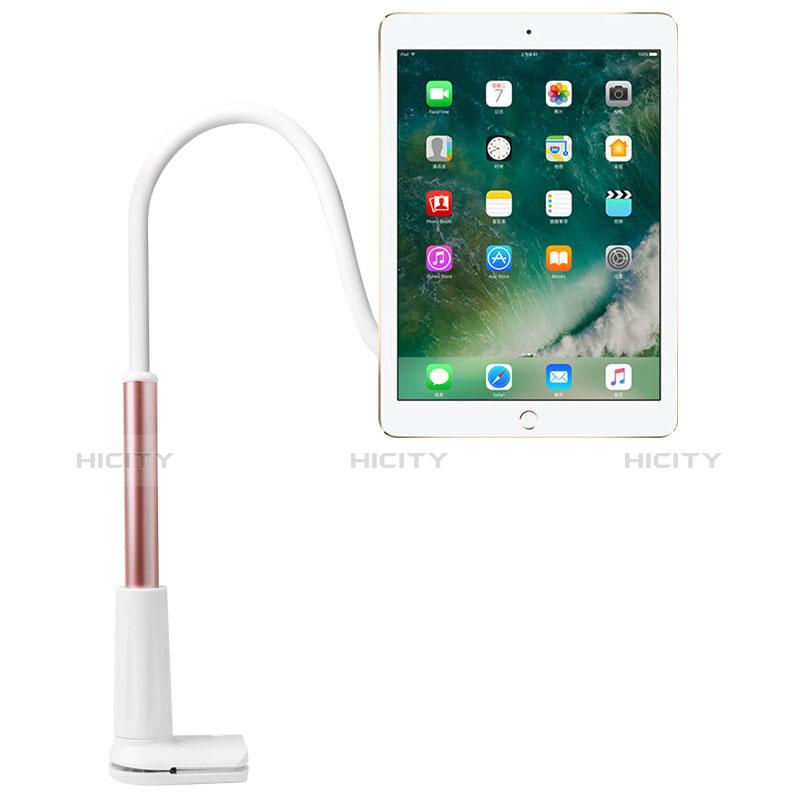Apple iPad 3用スタンドタイプのタブレット クリップ式 フレキシブル仕様 T32 アップル ゴールド