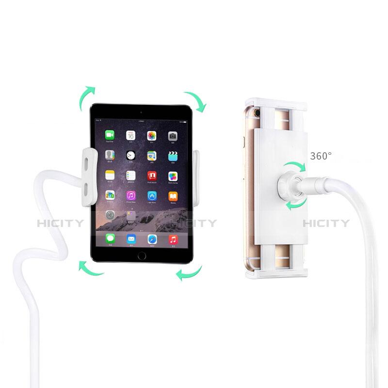 Apple iPad 3用スタンドタイプのタブレット クリップ式 フレキシブル仕様 T33 アップル ローズゴールド