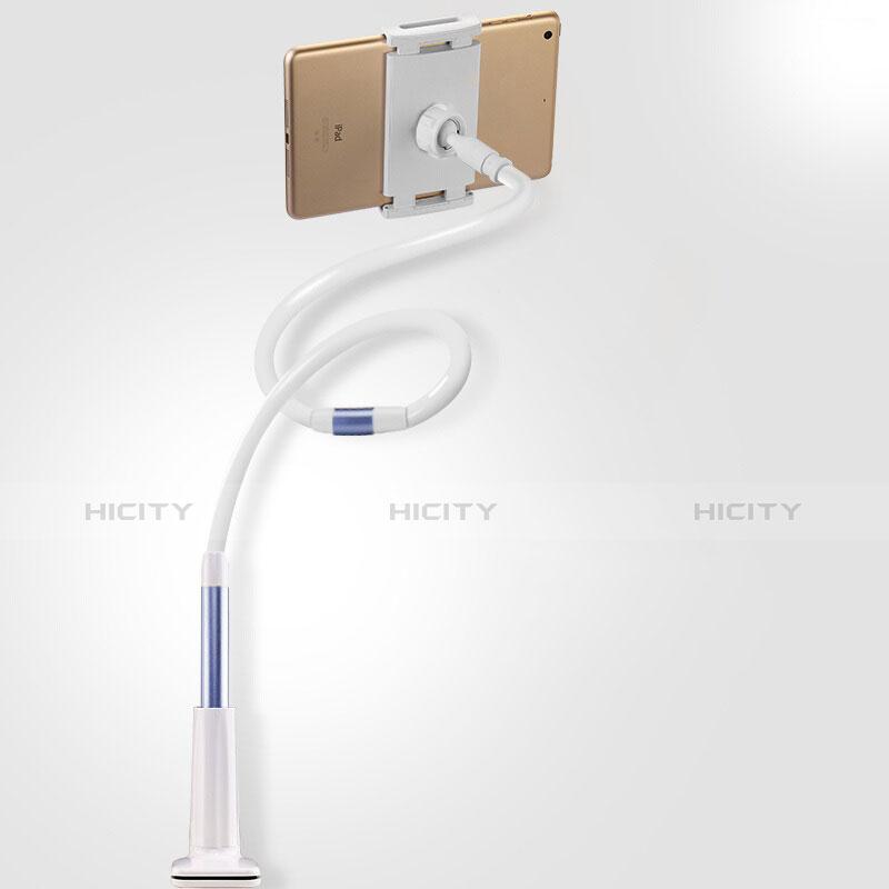 Apple iPad 3用スタンドタイプのタブレット クリップ式 フレキシブル仕様 T33 アップル ブルー