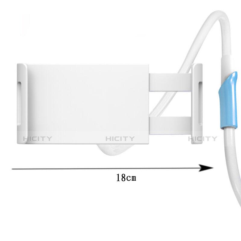 Apple iPad 3用スタンドタイプのタブレット クリップ式 フレキシブル仕様 T35 アップル ホワイト