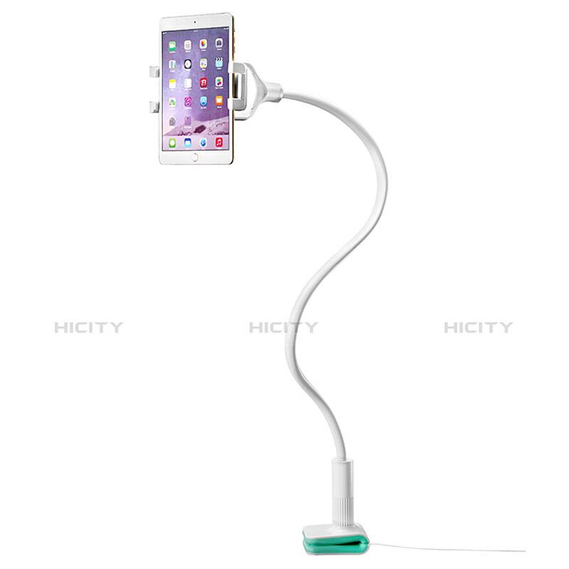 Apple iPad 3用スタンドタイプのタブレット クリップ式 フレキシブル仕様 T40 アップル ホワイト