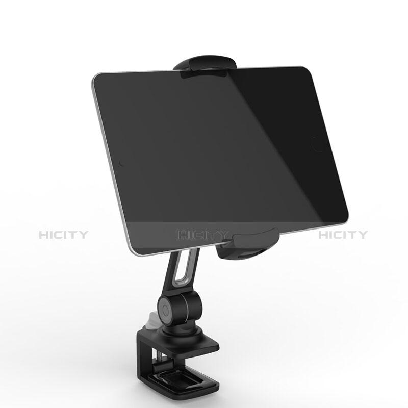 Apple iPad 3用スタンドタイプのタブレット クリップ式 フレキシブル仕様 T45 アップル ブラック