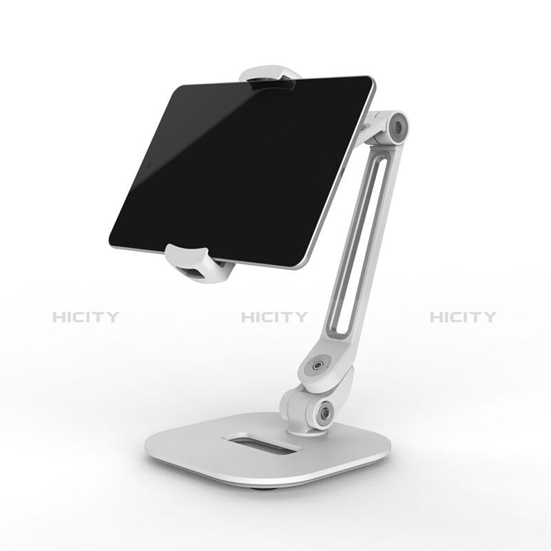 Apple iPad New Air (2019) 10.5用スタンドタイプのタブレット クリップ式 フレキシブル仕様 T44 アップル シルバー