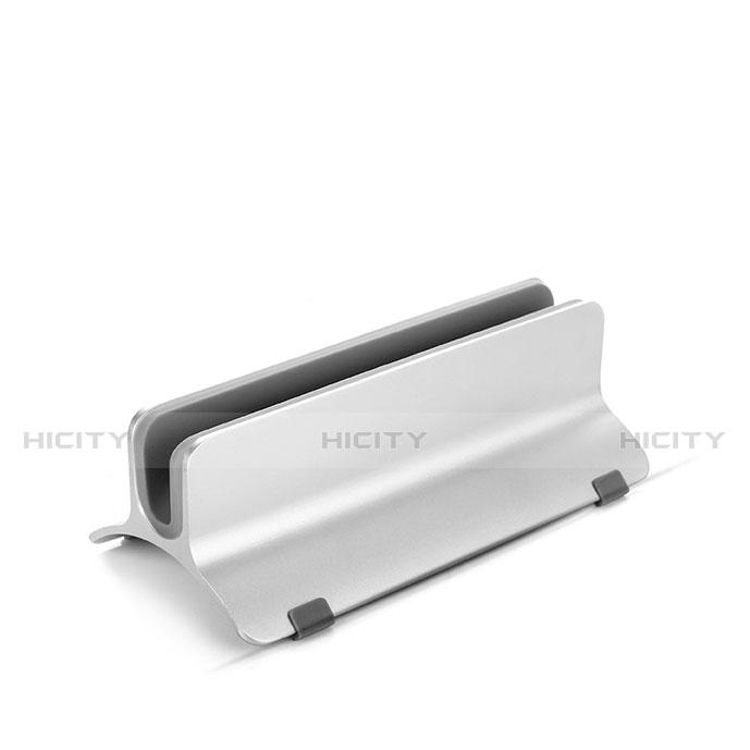 Apple MacBook 12 インチ用ノートブックホルダー ラップトップスタンド S01 アップル シルバー