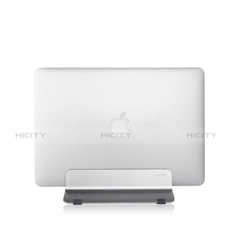 Apple MacBook Air 13 インチ用ノートブックホルダー ラップトップスタンド S01 アップル シルバー