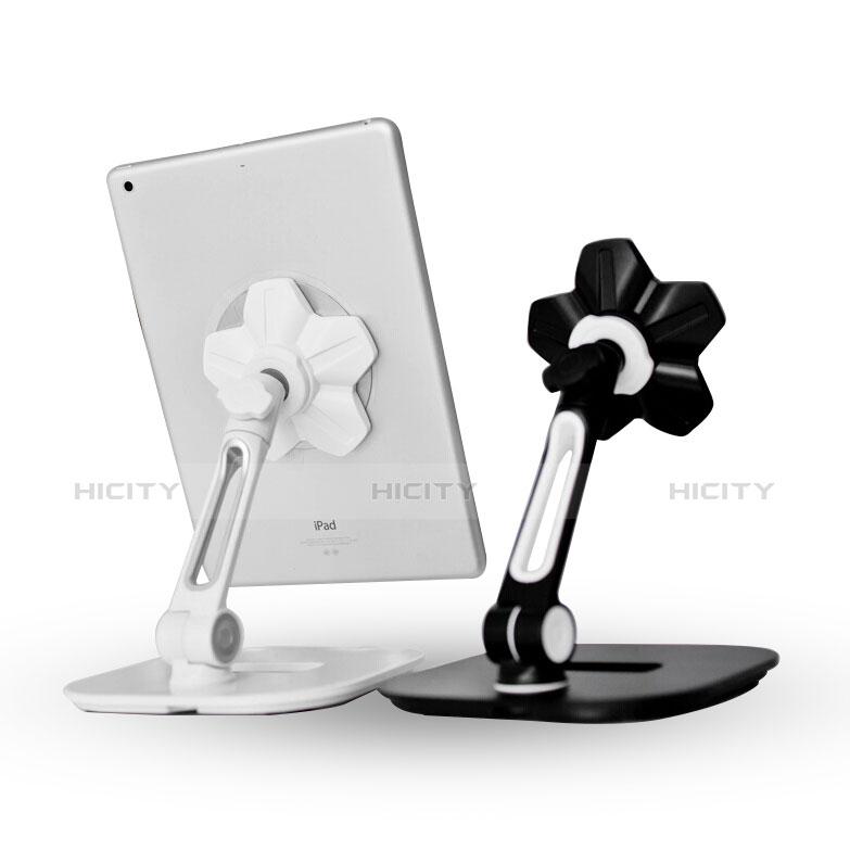 Apple New iPad 9.7 (2018)用スタンドタイプのタブレット クリップ式 フレキシブル仕様 H03 アップル