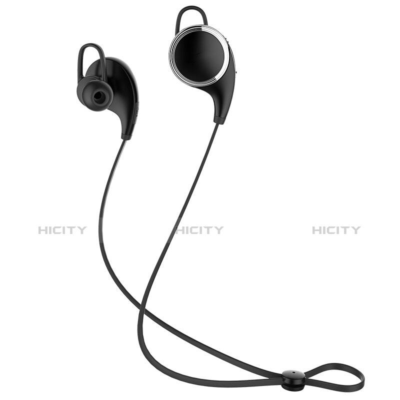 Bluetoothイヤホンワイヤレス ヘッドホン ステレオ H42 ブラック