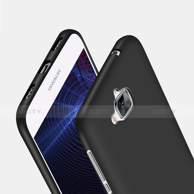 Huawei Enjoy 5用極薄ソフトケース シリコンケース 耐衝撃 全面保護 ファーウェイ ブラック