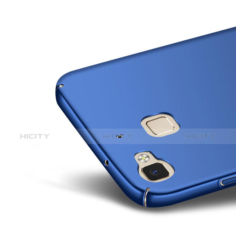 Huawei Enjoy 5S用ハードケース プラスチック 質感もマット M04 ファーウェイ ネイビー
