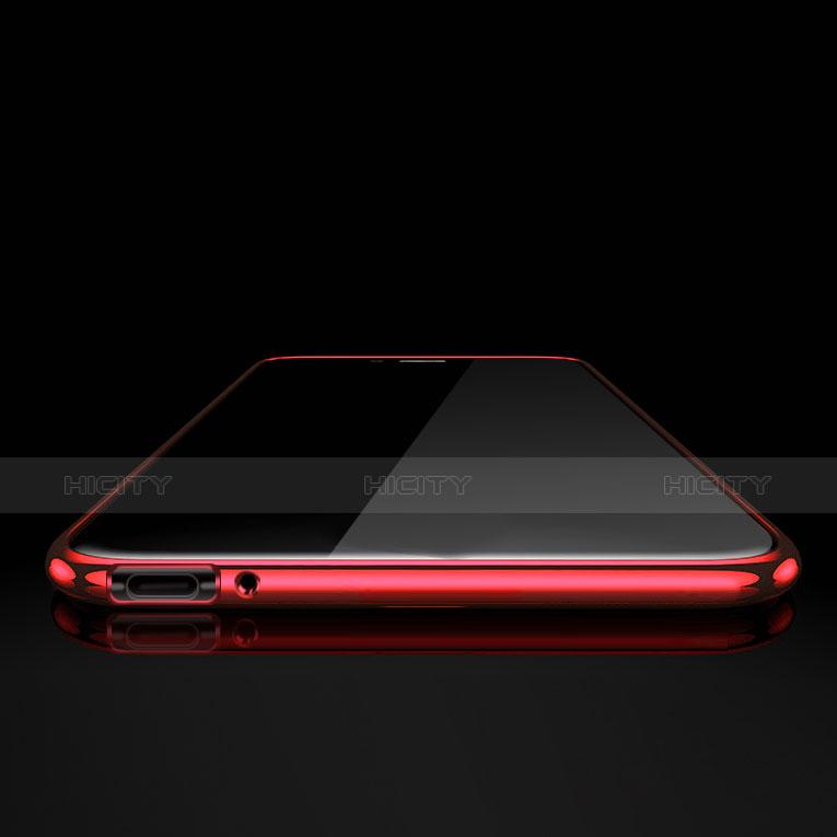 Huawei Enjoy 5S用極薄ソフトケース シリコンケース 耐衝撃 全面保護 クリア透明 H01 ファーウェイ