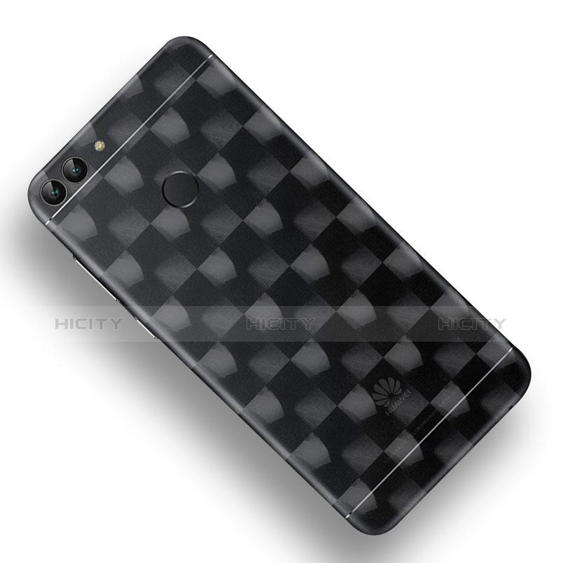 Huawei Enjoy 7S用背面保護フィルム 背面フィルム B01 ファーウェイ クリア