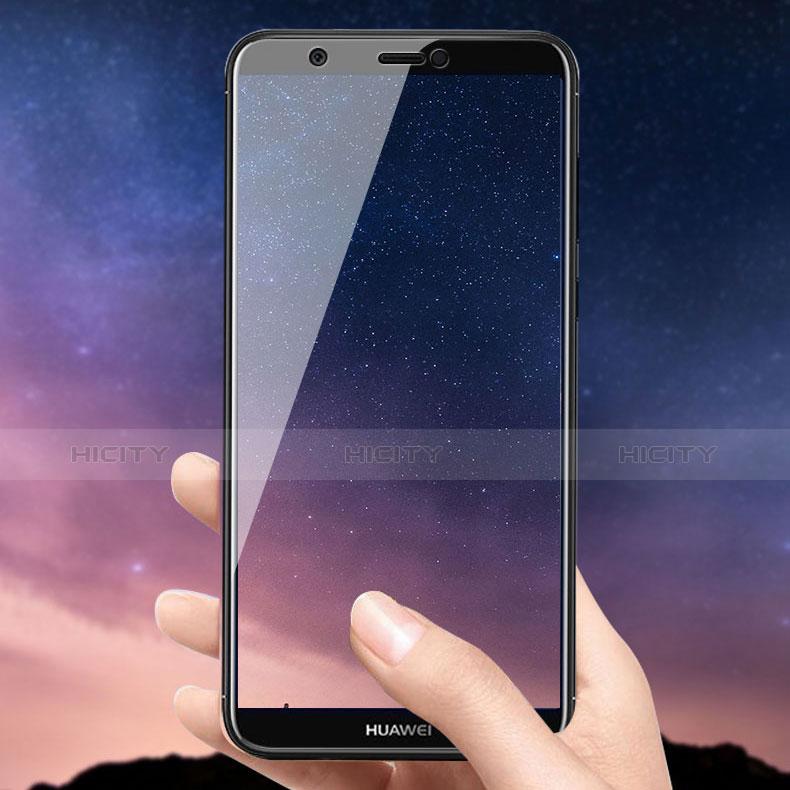 Huawei Enjoy 7S用強化ガラス 液晶保護フィルム T01 ファーウェイ クリア