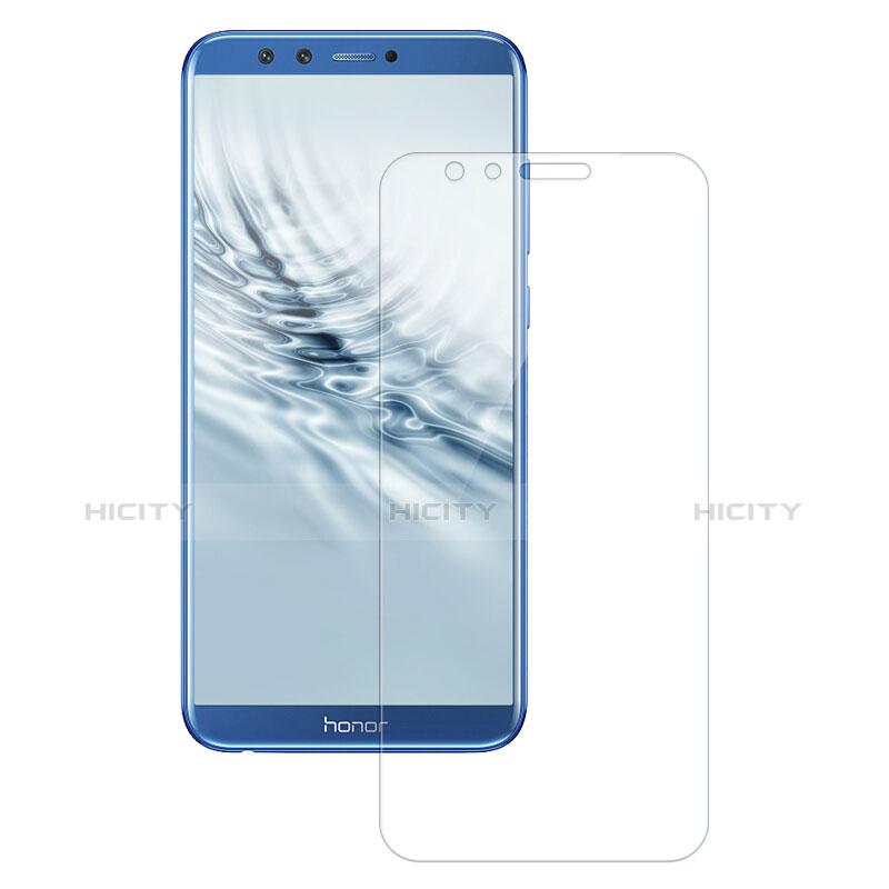 Huawei Honor 9 Lite用強化ガラス 液晶保護フィルム T01 ファーウェイ クリア