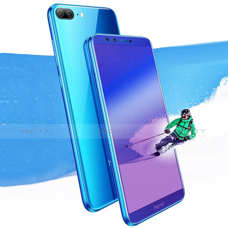 Huawei Honor 9 Lite用アンチグレア ブルーライト 強化ガラス 液晶保護フィルム B01 ファーウェイ クリア