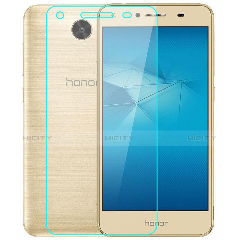 Huawei Honor Play 5用強化ガラス 液晶保護フィルム ファーウェイ クリア