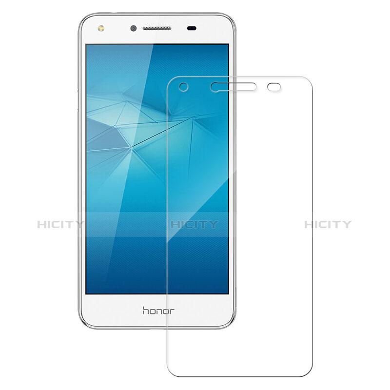 Huawei Honor Play 5用強化ガラス 液晶保護フィルム T02 ファーウェイ クリア