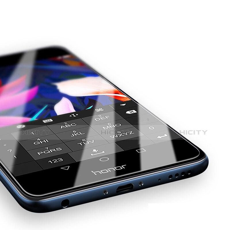 Huawei Honor Play 7X用強化ガラス 液晶保護フィルム T02 ファーウェイ クリア