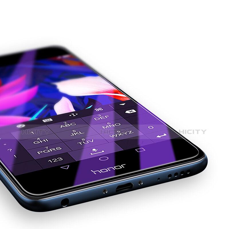 Huawei Honor Play 7X用アンチグレア ブルーライト 強化ガラス 液晶保護フィルム ファーウェイ クリア