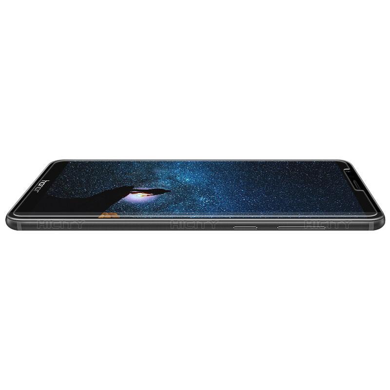 Huawei Honor Play 7X用強化ガラス 液晶保護フィルム T03 ファーウェイ クリア
