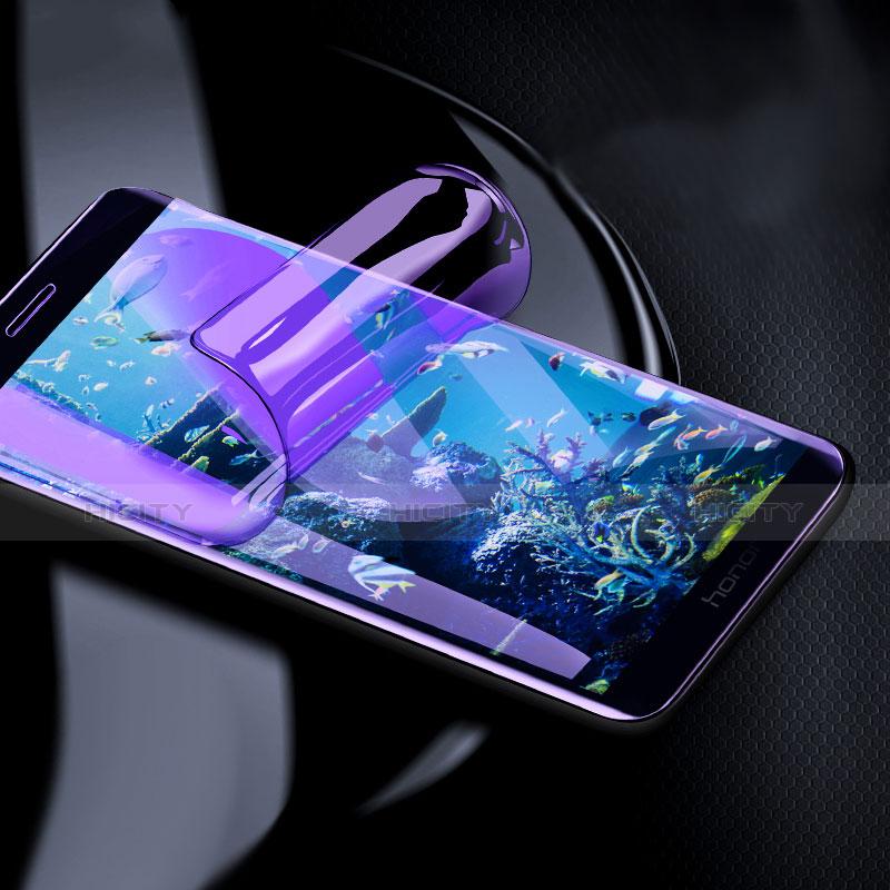Huawei Honor Play 7X用アンチグレア ブルーライト 強化ガラス 液晶保護フィルム B04 ファーウェイ クリア
