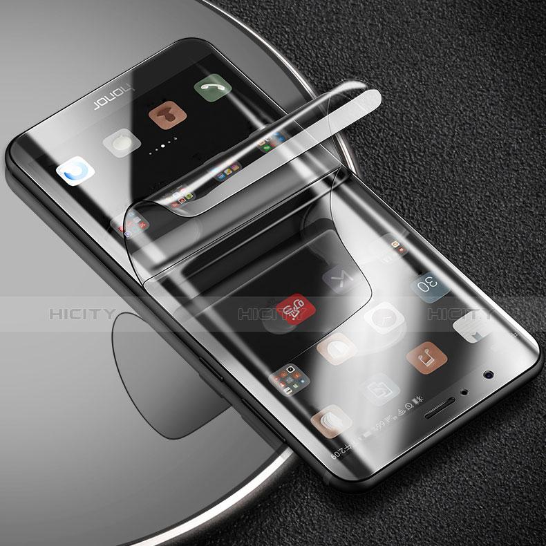 Huawei Honor Play 7X用強化ガラス 液晶保護フィルム T05 ファーウェイ クリア