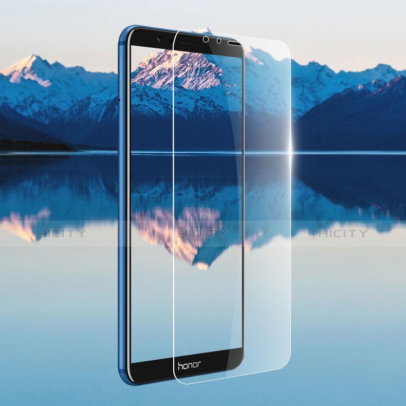 Huawei Honor Play 7X用強化ガラス 液晶保護フィルム T08 ファーウェイ クリア