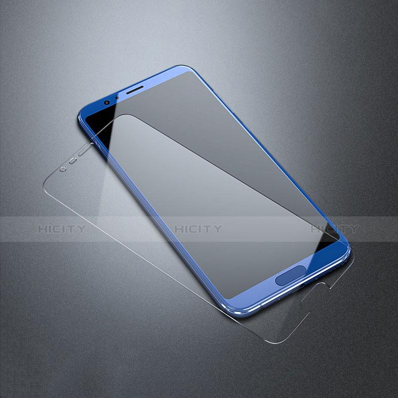 Huawei Honor V10用強化ガラス 液晶保護フィルム T01 ファーウェイ クリア