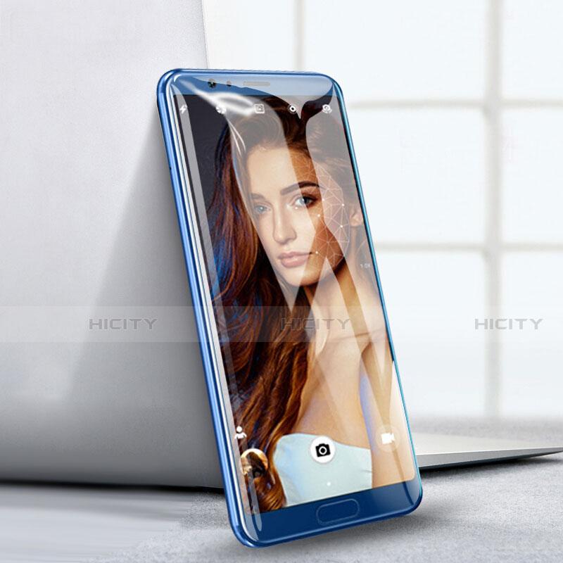 Huawei Honor V10用強化ガラス 液晶保護フィルム T02 ファーウェイ クリア