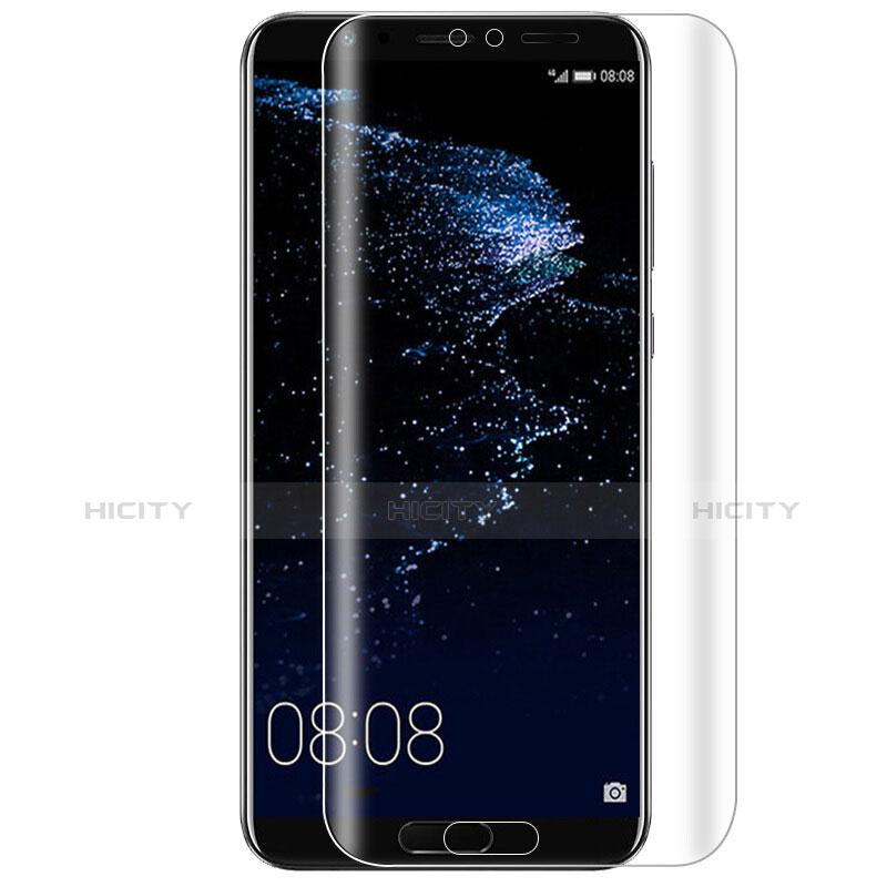 Huawei Honor V10用強化ガラス 液晶保護フィルム 背面保護フィルム同梱 ファーウェイ クリア