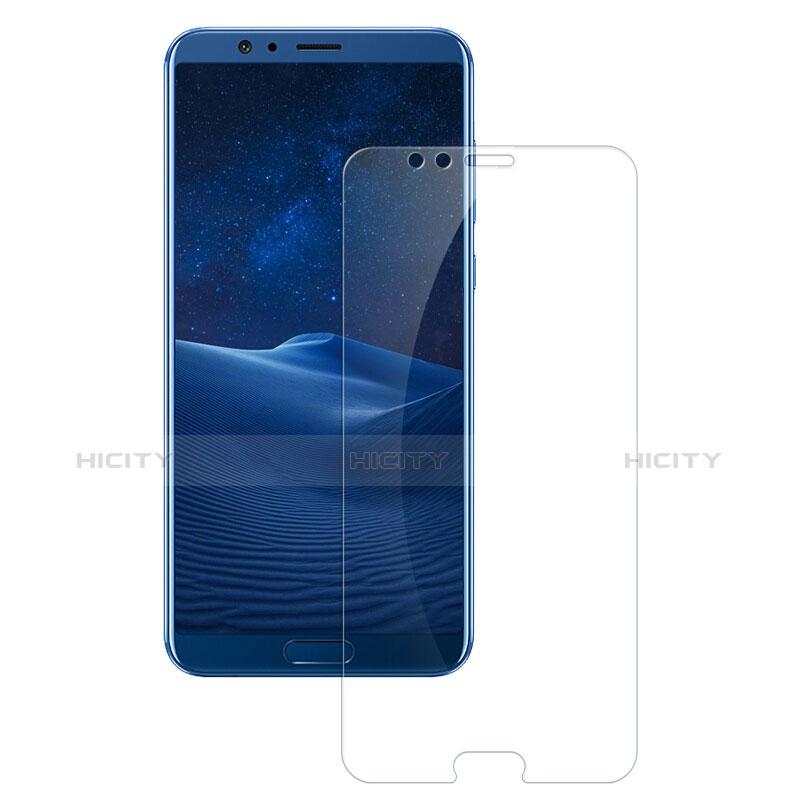 Huawei Honor V10用強化ガラス 液晶保護フィルム T06 ファーウェイ クリア