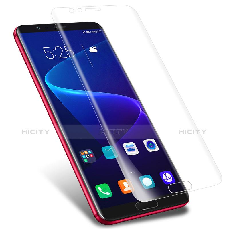 Huawei Honor View 10用強化ガラス 液晶保護フィルム ファーウェイ クリア