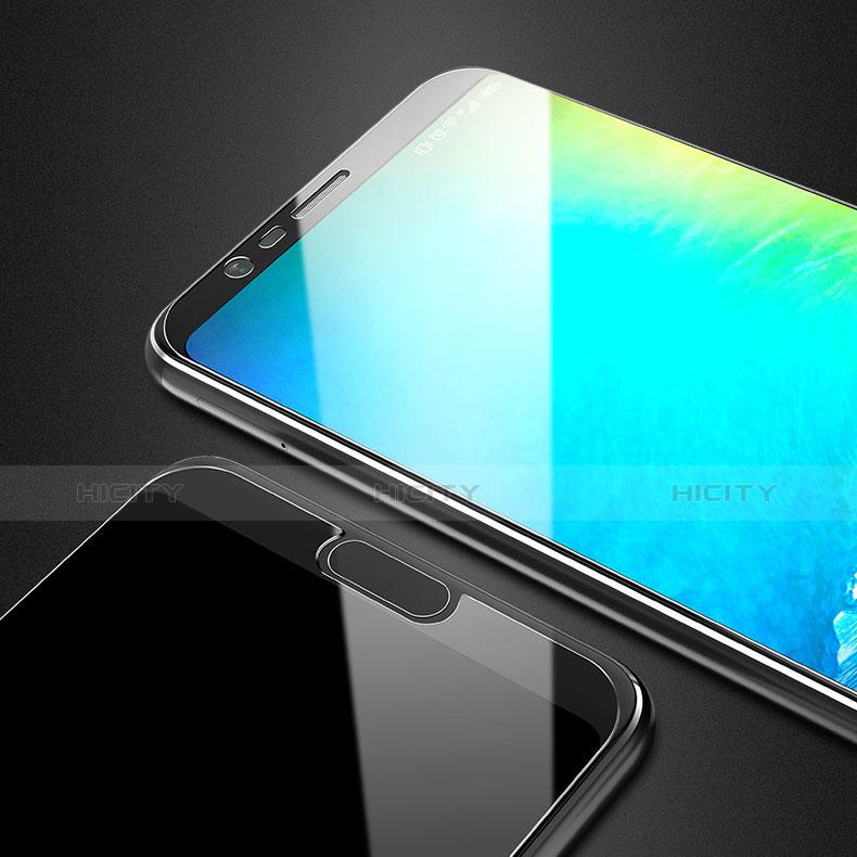 Huawei Honor View 10用強化ガラス 液晶保護フィルム T01 ファーウェイ クリア