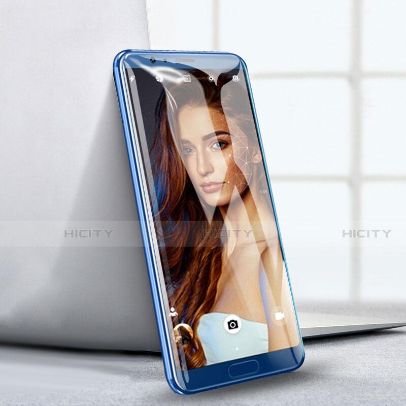 Huawei Honor View 10用強化ガラス 液晶保護フィルム T02 ファーウェイ クリア