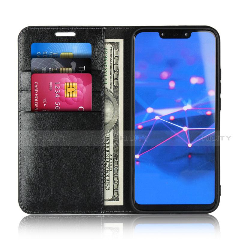 Huawei Mate 20 Lite用手帳型 レザーケース スタンド カバー L05 ファーウェイ