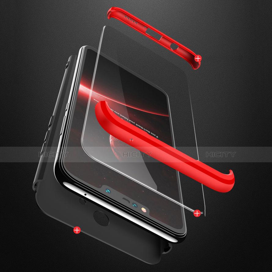 Huawei Mate 20 Lite用ハードケース プラスチック 質感もマット 前面と背面 360度 フルカバー ファーウェイ