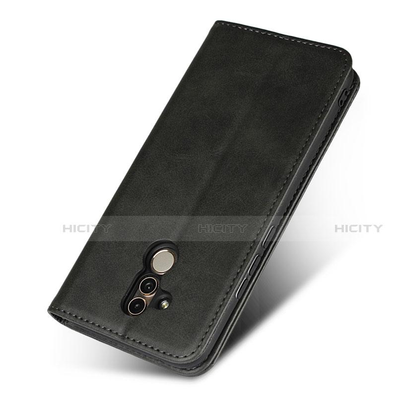 Huawei Mate 20 Lite用手帳型 レザーケース スタンド カバー L06 ファーウェイ