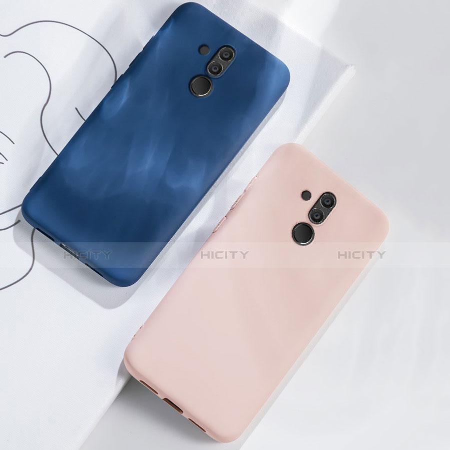 Huawei Mate 20 Lite用極薄ソフトケース シリコンケース 耐衝撃 全面保護 S04 ファーウェイ