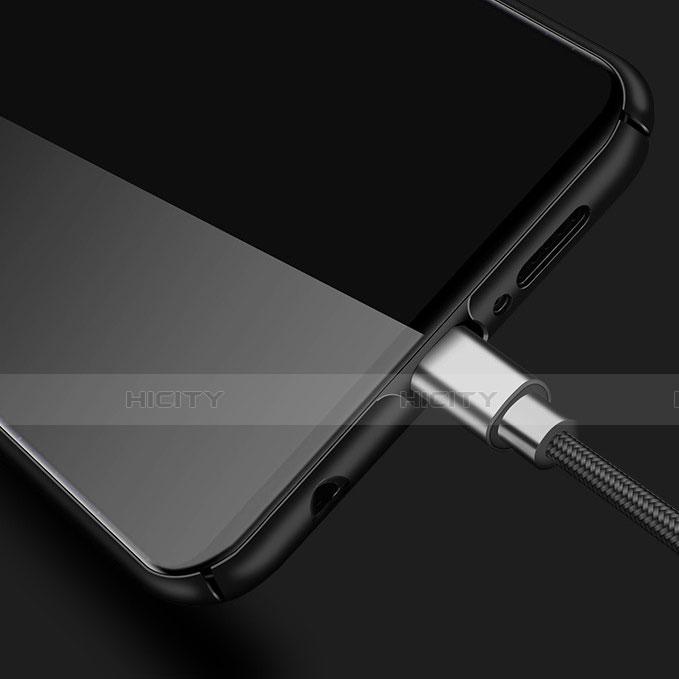 Huawei Mate 20 Lite用ハードケース プラスチック メッシュ デザイン カバー ファーウェイ