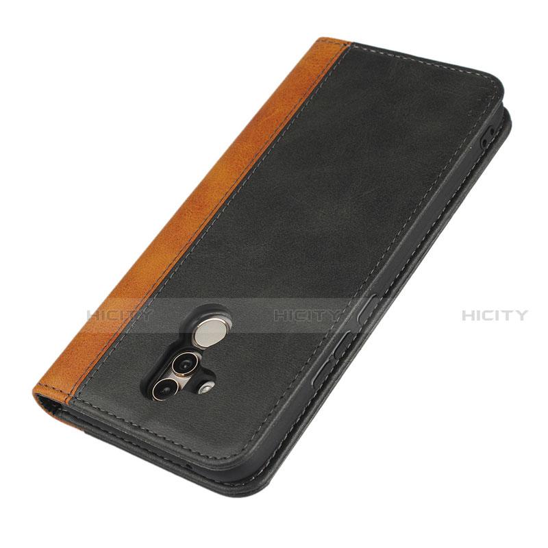 Huawei Mate 20 Lite用手帳型 レザーケース スタンド カバー L04 ファーウェイ