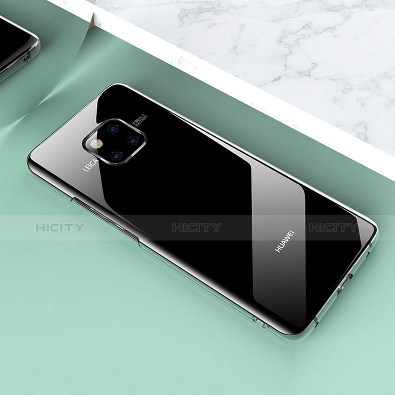 Huawei Mate 20 Pro用ハードケース クリスタル クリア透明 ファーウェイ クリア