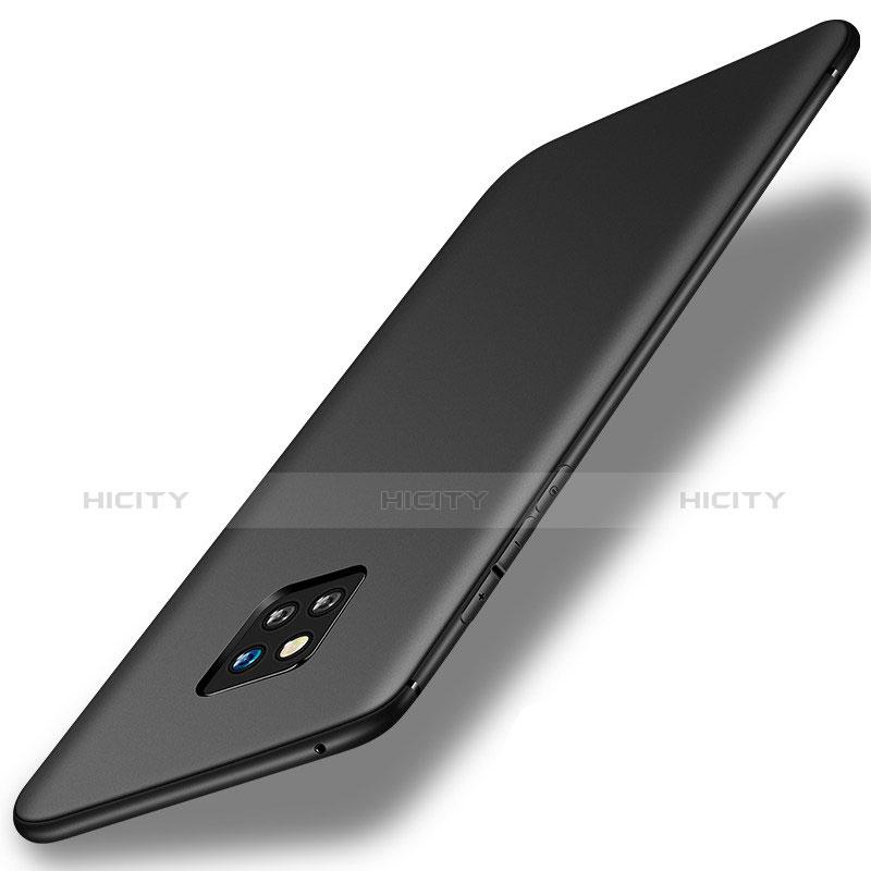 Huawei Mate 20 Pro用極薄ソフトケース シリコンケース 耐衝撃 全面保護 S01 ファーウェイ