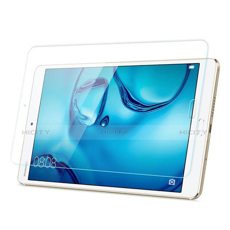 Huawei MediaPad M3用強化ガラス 液晶保護フィルム T03 ファーウェイ クリア