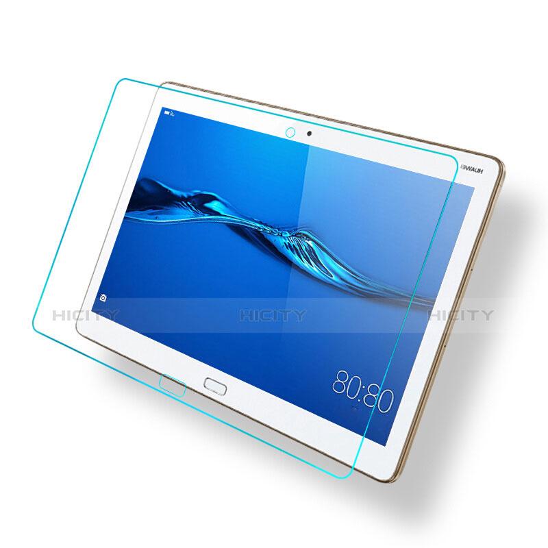 Huawei MediaPad M3 Lite用強化ガラス 液晶保護フィルム ファーウェイ クリア
