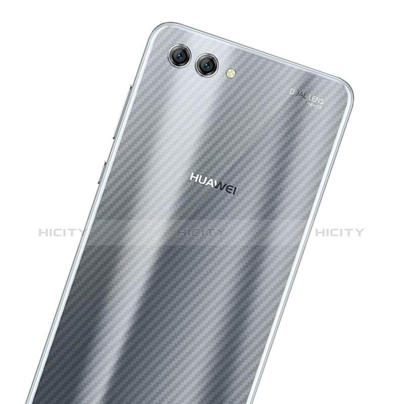 Huawei Nova 2S用強化ガラス 背面保護フィルム ファーウェイ クリア