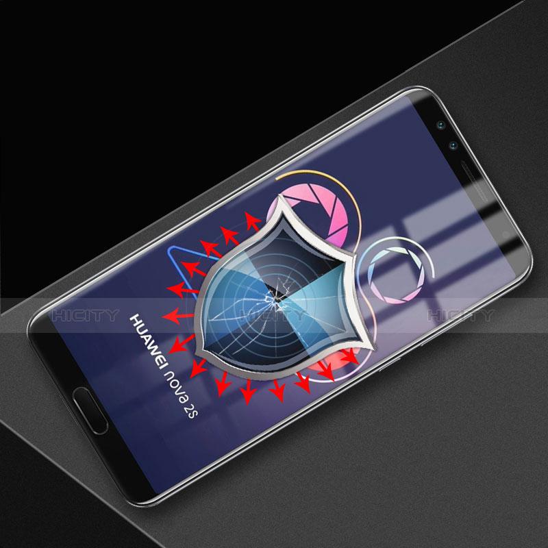 Huawei Nova 2S用高光沢 液晶保護フィルム F01 ファーウェイ クリア