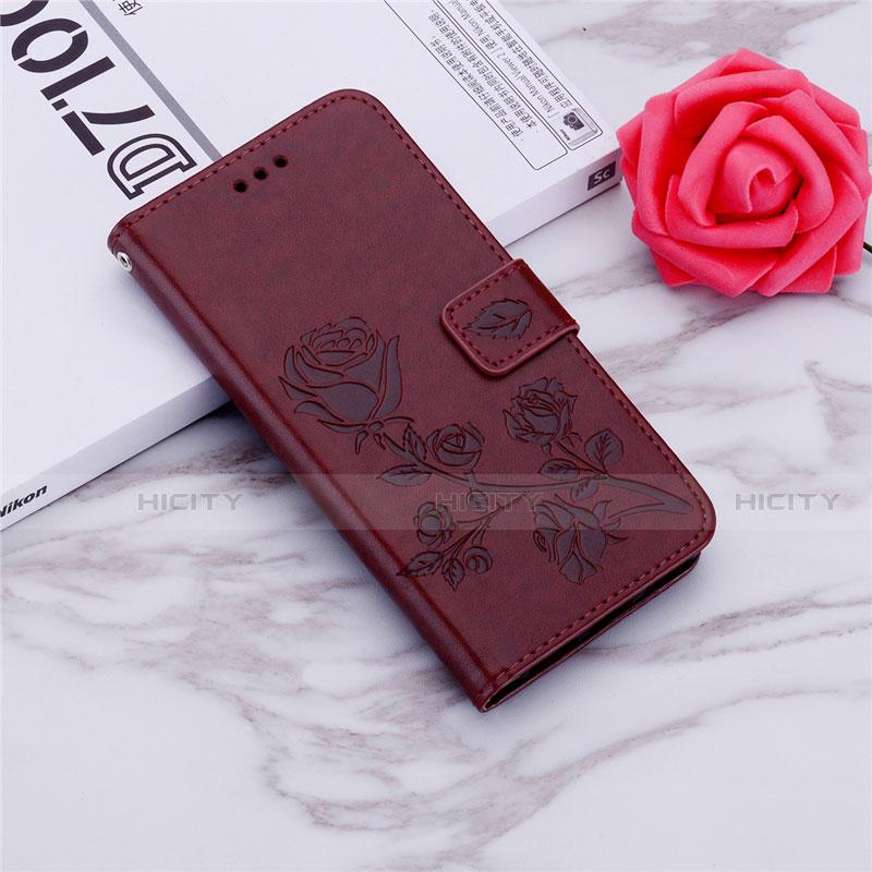 Huawei Nova 3e用手帳型 レザーケース スタンド カバー L02 ファーウェイ