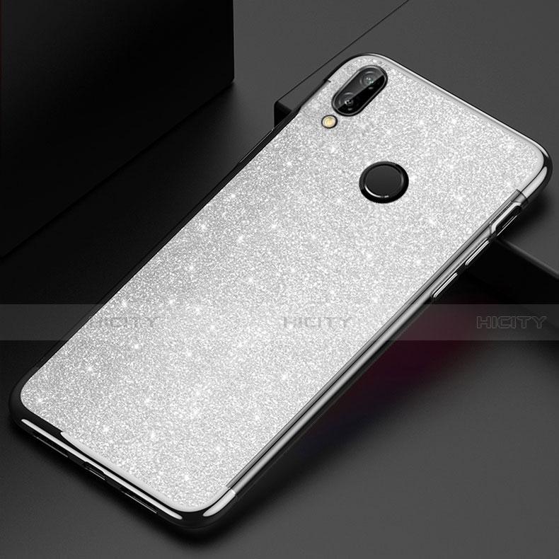Huawei Nova 3e用極薄ソフトケース シリコンケース 耐衝撃 全面保護 クリア透明 H04 ファーウェイ